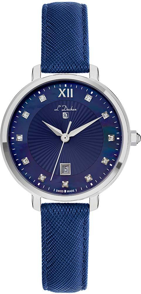 Женские часы L Duchen D811.13.37 все цены