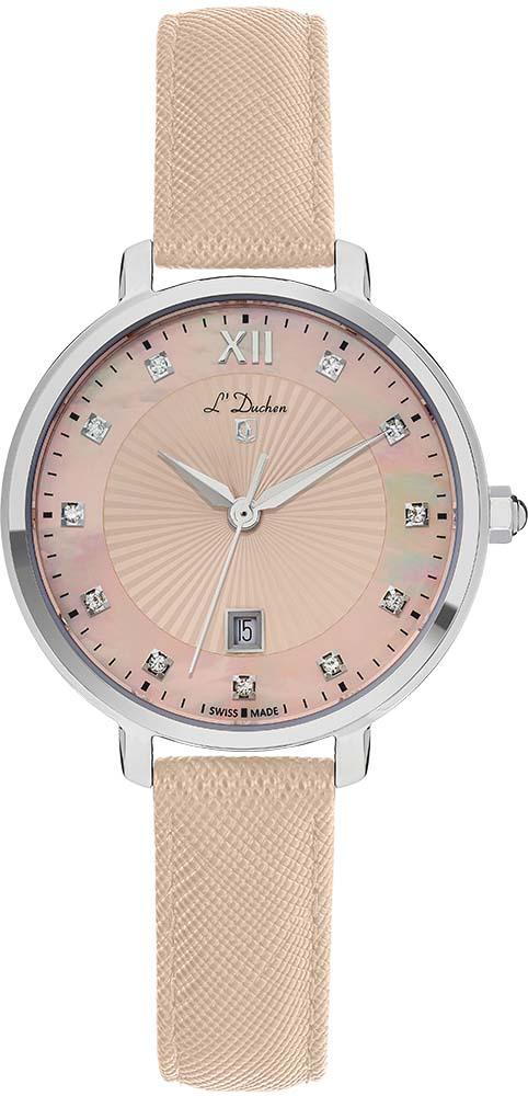 Женские часы L Duchen D811.15.35 все цены