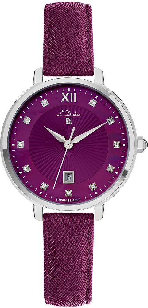 Женские часы L Duchen D811.19.30 все цены