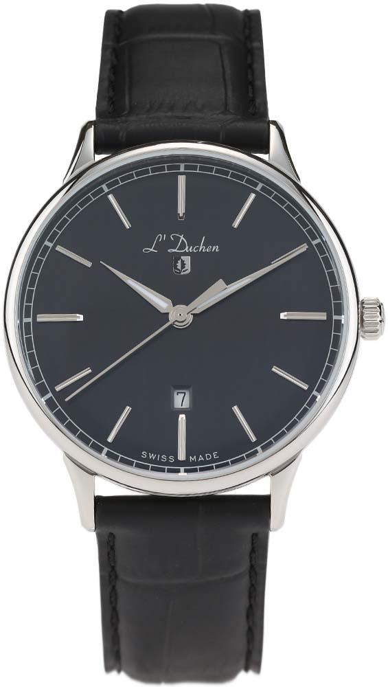Мужские часы L Duchen D821.11.31 мужские часы l duchen d751 11 31