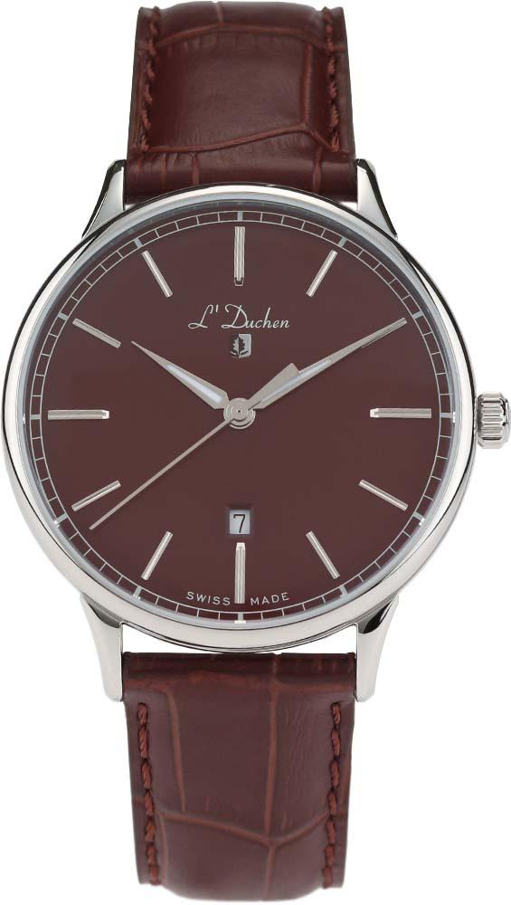 Мужские часы L Duchen D821.12.38 мужские часы l duchen d751 11 31