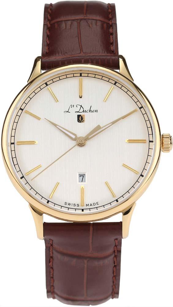 Мужские часы L Duchen D821.22.33 мужские часы l duchen d751 11 31