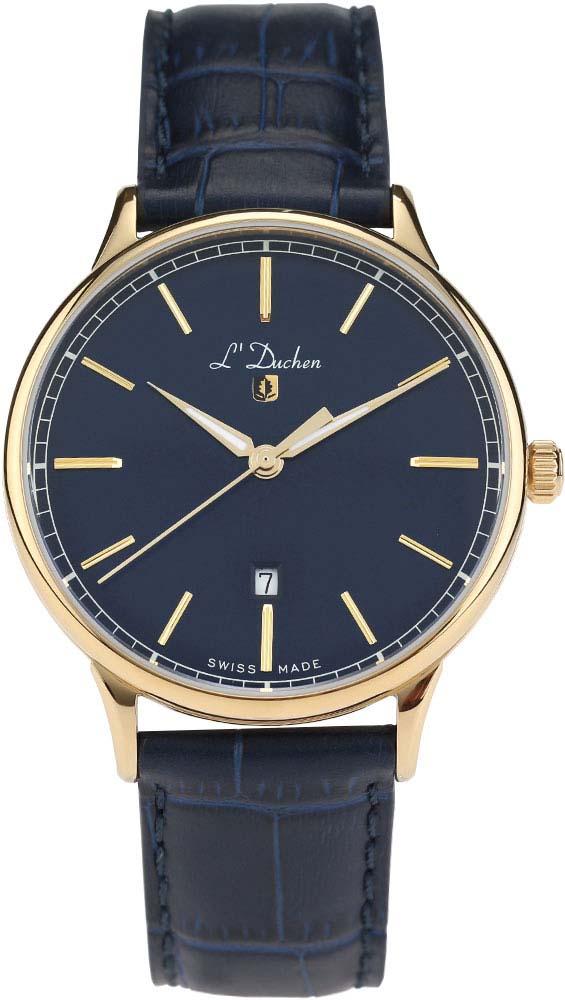 лучшая цена Мужские часы L Duchen D821.23.37