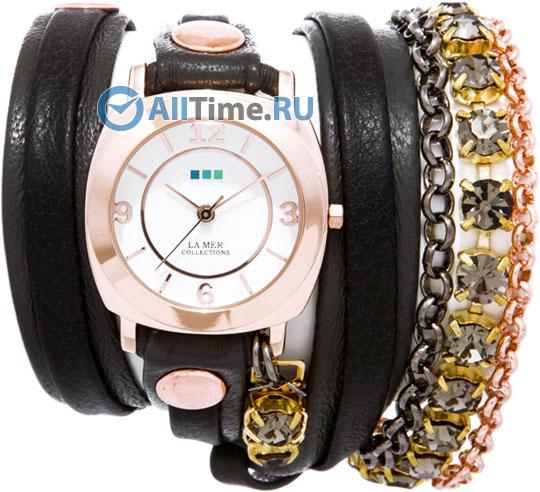 11 490. Обзор модели. Каждая модель женских наручных часов La Mer Collections имеет эксклюзивный дизайн