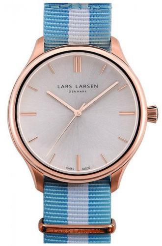 Мужские часы Lars Larsen 120RBCN lars larsen lars larsen 122rban