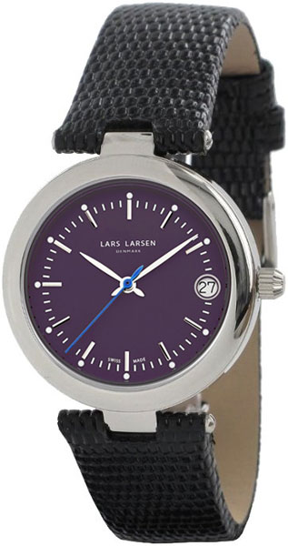 Женские часы Lars Larsen 126STBL