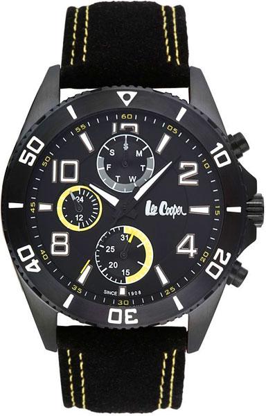 Мужские часы Lee Cooper LC-23G-D lee cooper lc 26g d lee cooper