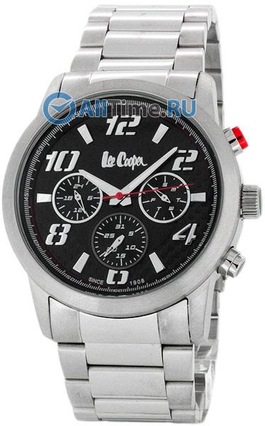 Мужские часы Lee Cooper LC-25G-D lee cooper мужские наручные часы lee cooper lc 25g b