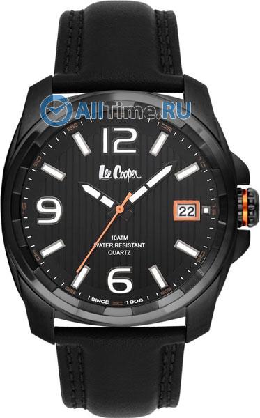 Мужские часы Lee Cooper LC-26G-B lee cooper lc 26g d lee cooper