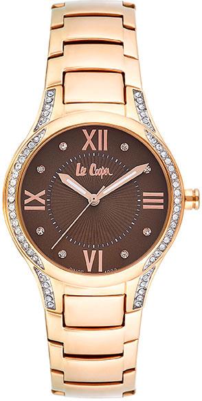 цена Женские часы Lee Cooper LC-32L-F онлайн в 2017 году