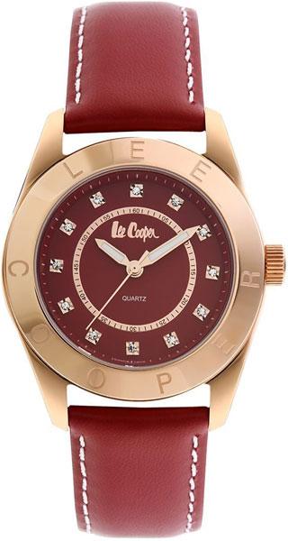цена Женские часы Lee Cooper LC-35L-B онлайн в 2017 году