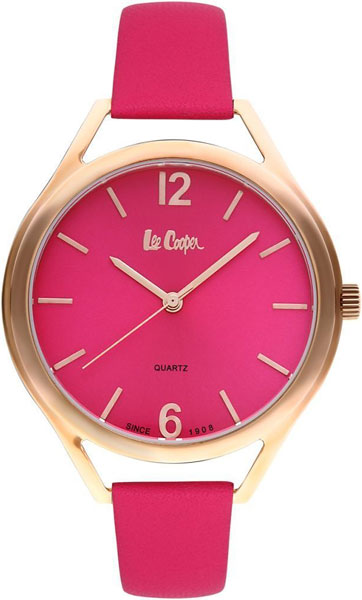 Женские часы Lee Cooper LC-36L-B lee cooper lee cooper lc 36l e