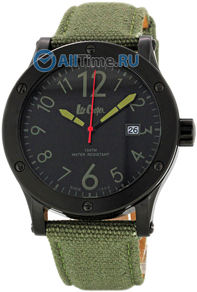 Мужские часы Lee Cooper LC-44G-A lee cooper fashion наручные мужские часы lee cooper lc 44g b коллекция york