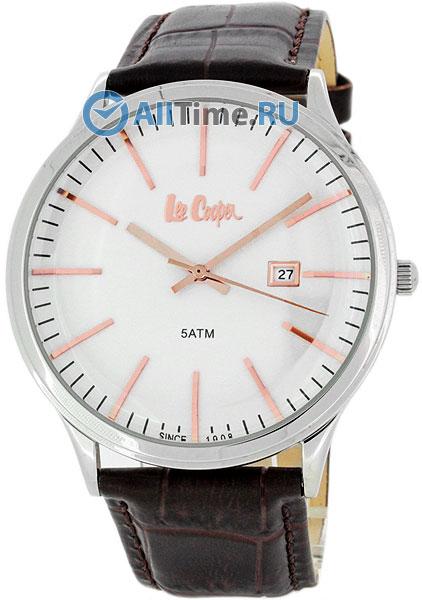 цена  Мужские часы Lee Cooper LC-61G-B  онлайн в 2017 году
