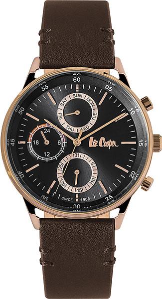 Фото - Мужские часы Lee Cooper LC06480.462 бензиновая виброплита калибр бвп 13 5500в