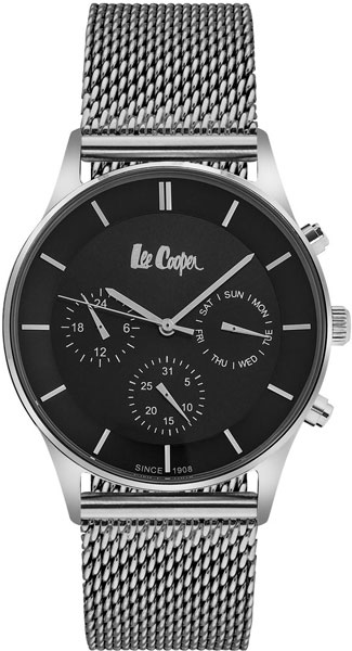Фото - Мужские часы Lee Cooper LC06544.350 бензиновая виброплита калибр бвп 13 5500в