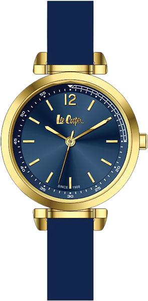 Женские часы Lee Cooper LC06678.199 джинсы женские lee scarlett high zip цвет синий l31broyz размер 24 31 40 31