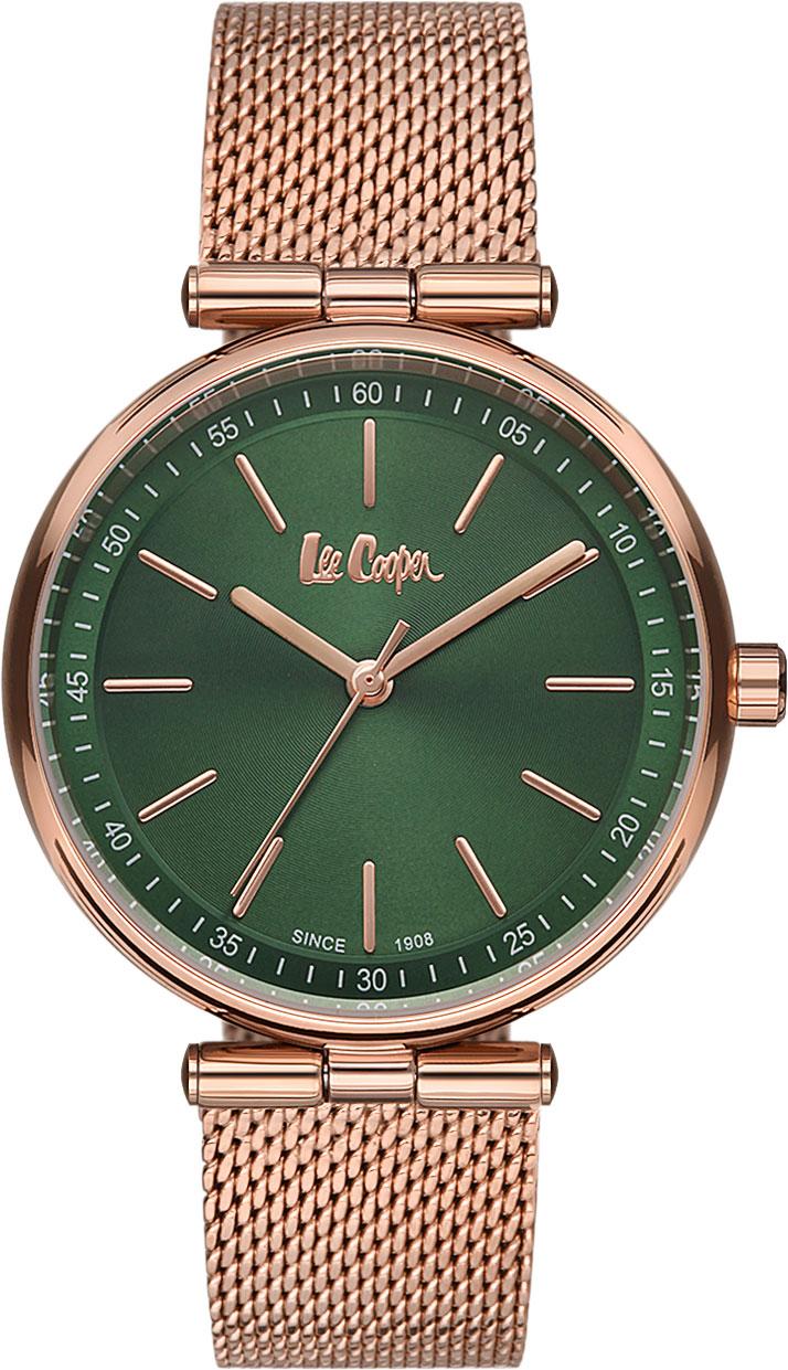 Женские часы Lee Cooper LC06751.470 женские часы lee cooper lc06475 330