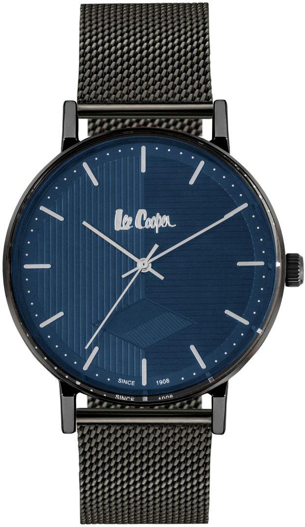 Мужские часы Lee Cooper LC06827.090 джемпер мужской lee cooper цвет серый синий civan 5535 размер m 46 48