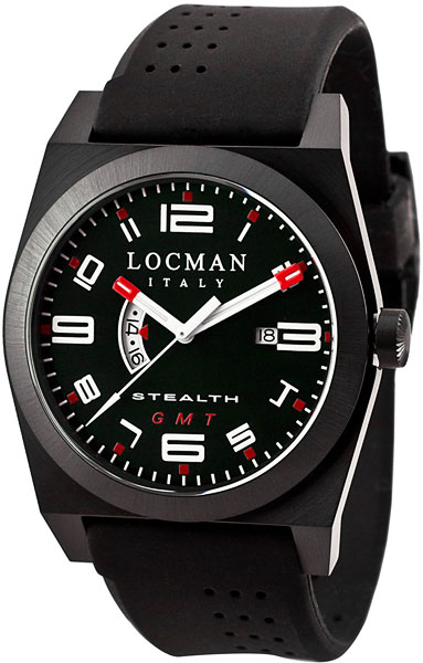 Мужские часы Locman 0200BKBKFRD1GOK цена