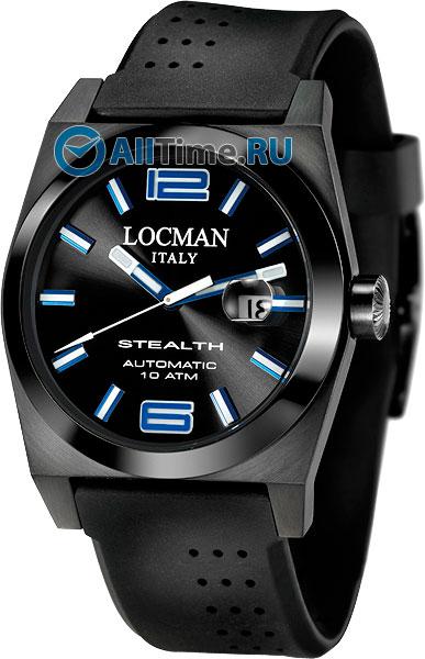 Мужские часы Locman 0205BKBKFBL0GOK locman мужские итальянские наручные часы locman 0510bkbkfyl0goy