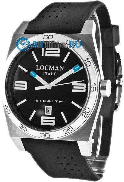 Мужские часы Locman 020800ABKWHSSIK