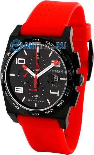 где купить Мужские часы Locman 0209BKKBKWHRSIR по лучшей цене