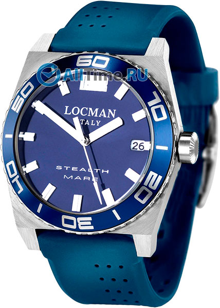 Мужские часы Locman 021100BABLASIB locman мужские итальянские наручные часы locman 0510bkbkfyl0goy