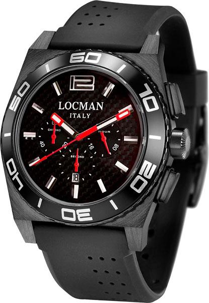 Мужские часы Locman 0212BKKACBKSIK-ucenka женские часы locman 488n00mknrd0psk