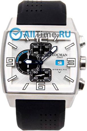 Мужские часы Locman 030100WHKSK0SIK locman мужские итальянские наручные часы locman 0510bkbkfyl0goy