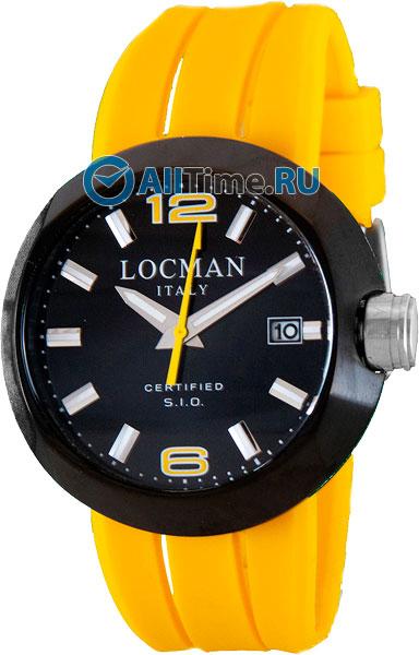 Мужские часы Locman 0422BKBKNYL0SIKYSK