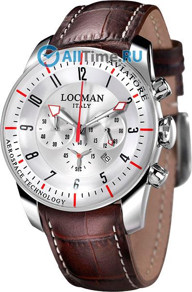 Мужские часы Locman 045000AVFKRAPST locman мужские итальянские наручные часы locman 0510bkbkfyl0goy