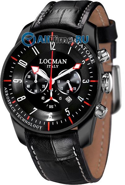 Мужские часы Locman 0450BKBKFWRKPSK-ucenka locman мужские итальянские наручные часы locman 0510bkbkfyl0goy