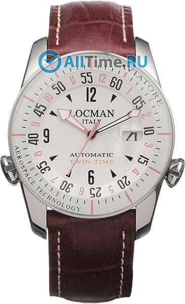 Мужские часы Locman 045400AVFKRAPST locman мужские итальянские наручные часы locman 0510bkbkfyl0goy