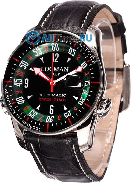 Мужские часы Locman 045400BKFWRGPSK от AllTime