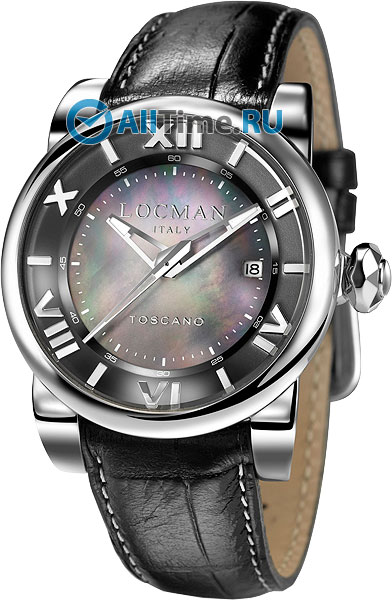 Мужские часы Locman 0590V1000MKPSA locman мужские итальянские наручные часы locman 0510bkbkfyl0goy