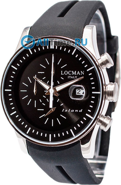 Мужские часы Locman 062000KWBKWSIK женские часы locman 0595v1000mkpsa