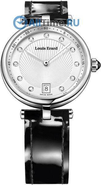 Женские наручные швейцарские часы в коллекции Romance Louis Erard AllTime.RU 35800.000