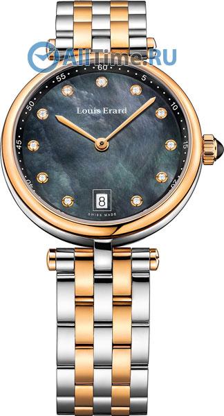 Женские часы Louis Erard L11810AB29M лампа галогенная акцент jc 12в 20w g4 капсульная прозрачная