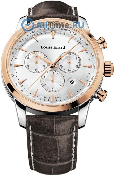 Часы Louis Erard L10800AA19 Часы Romanson TL0334LW(GR)RIM