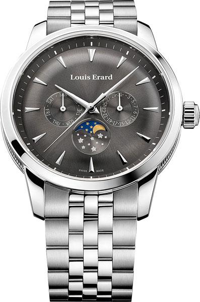 Мужские часы Louis Erard L14910AA03M мужские часы louis erard l78220aa01