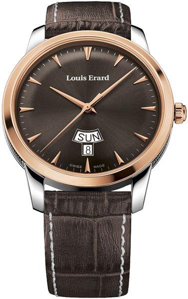 Мужские часы Louis Erard L15920AB16 мужские часы louis erard l67258aa21