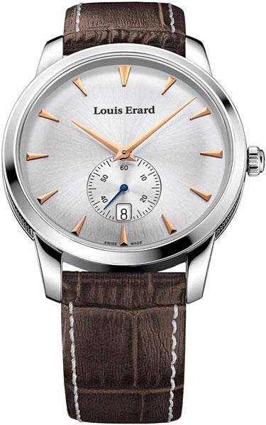 Мужские часы Louis Erard L16930AA11-ucenka мужские часы louis erard l54230aa02
