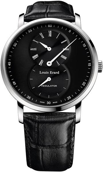 Мужские часы Louis Erard L50232AA02 louis erard часы louis erard 50232 aa02 коллекция excellence