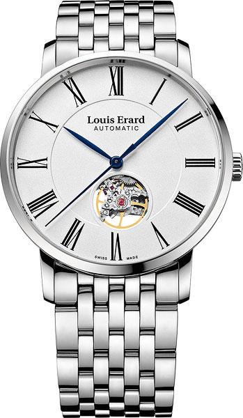 Мужские часы Louis Erard L62233AA10M-ucenka мужские часы louis erard l54230aa02