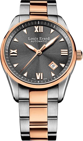 Мужские часы Louis Erard L69101AB23M louis erard часы louis erard 50232 aa02 коллекция excellence