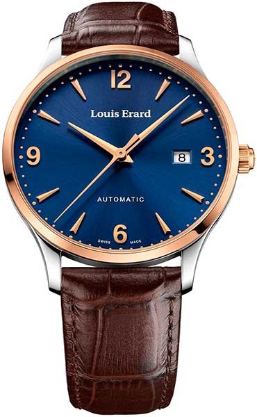 Мужские часы Louis Erard L69219AB15 мужские часы louis erard l67258aa21