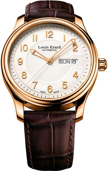 Мужские часы Louis Erard L72268PR01 мужские часы louis erard l13900aa03
