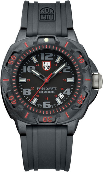 Мужские часы Luminox XL.0215.SL luminox a 0215 sl xl 0215 slthe army men s series of waterproof luminous quartz