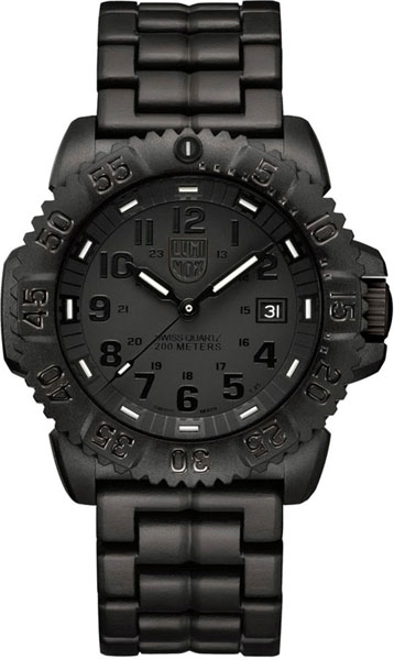 Мужские часы Luminox XS.3052.BO luminox xl 0201 bo